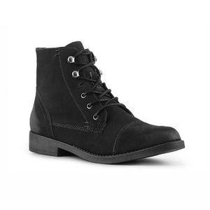 Madden Girl Ruebe Combat Boot